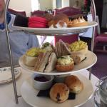 Just what Afternoon Tea should be like