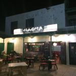Magma Lanzarote Bild