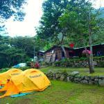 Camping on the Salkantay trek