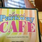 صورة فوتوغرافية لـ Parkway Cafe