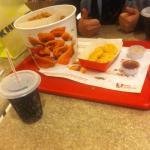 Baldinho do KFC Guarulhos