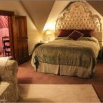 One of our recently remodeled honeymoon suites