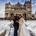 Our Castle is the perfect romantic location for your getaway or wedding!