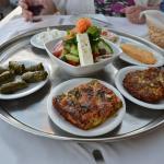 Sansibal Vegetarian Selection