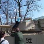 Tanks at Cantigny