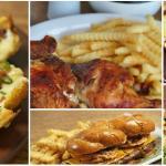 algunos de nuestros deliciosos platos
