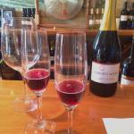 Sparkling Pinot