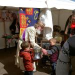 King John was there, to sign your very own Magna Carta