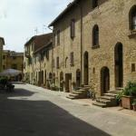 Town of Pienza...