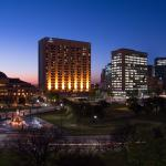 Hilton Adelaide Exterior
