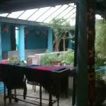 Hotel Hacienda de los Morales Museo, Comedor