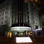 Esteriores del Hotel Bedunia