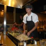 The chef we had