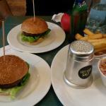 Photo de Gourmet Burger Kitchen - Soho Wharf