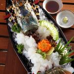 The most popular Phuket Lobster Sashimi