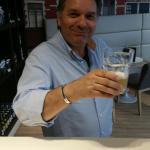 Buonissima la birra belga alla Chocolaterie Belge