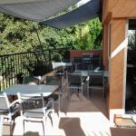 bar restaurant le GR 20