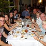 A night out with family at Gypsy Tapas