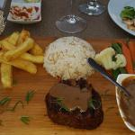 Foto di Champagne Steak House