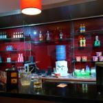 Scanty bar