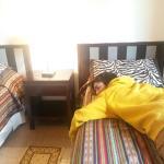 2 camas individuales