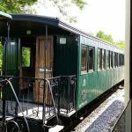 Wagon of the train
