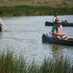 Canoe At Arusha Park