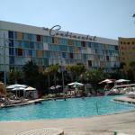 Foto de Universal's Cabana Bay Beach Resort