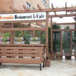 Veranda restaurant on Northern blvd Bayside