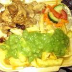 Chicken Tupton Special