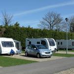 Touring Caravan Super Pitches