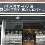 Martha's Country Bakery on Bell blvd Bayside
