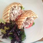 A selection of Chicken, Tuna, Beef or Lamb Pita Breads