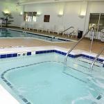 Enjoy the Indoor Pool
