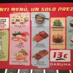 Photo of Daruma Sushi Kosher - Pza Bologna