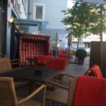 ZUCCA Tolles italienisches Restaurant, mit schönem Biergarten. Innenstadt Reutlingen. Essen se