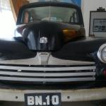 Bekas mobil Presiden Soekarno