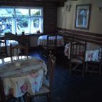Salón desayunador