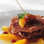 Chestnut Dessert- Thomas Henkelmann