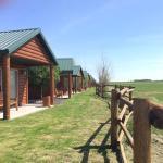 Foto de Frontier Cabins Motel