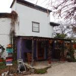 Silo House Entrance