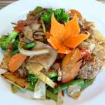 Drunken Noodle with Pork