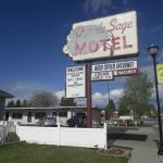 Foto de Purple Sage Motel