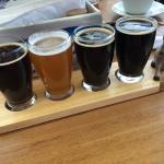 Flight of Beer $8