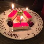 the 'cake'.