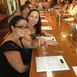 Group Wine Tasting at Tamburlaine Organic Wines