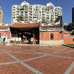 台中民俗公園内の民俗文物館