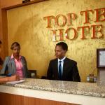 Top Ten Reception