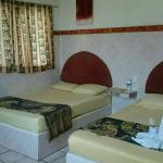 Room of Hotel Real Azteca. Is an hotel very clean,  confortable and with very good wifi. The hot