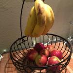 Breakfast Room Fresh Fruit